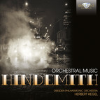 Hindemith: Orchestral Music (1969-1985)