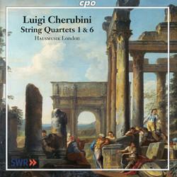 Cherubini: String Quartets Nos. 1 & 6