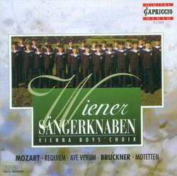 Mozart, W.A.: Requiem / Ave Verum Corpus / Bruckner, A.: Ave Maria / Locus Iste / Christus Factus Est