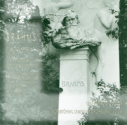 Brahms - Transcriptions for orchestra