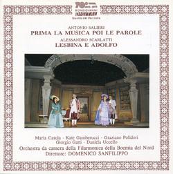 Salieri: Prima la musica poi le parole - Scarlatti: Lesbina e Adolfo