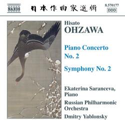 Ohzawa: Piano Concerto No. 2 / Symphony No. 2