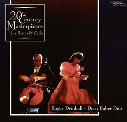 20th Century Masterpieces for Cello & Piano