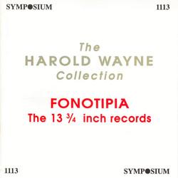 The Harold Wayne Collection, Vol. 13 (1904-1910)