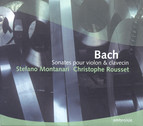 Bach, J.S.: Sonatas for Violin and Harpsichord Nos. 1-6