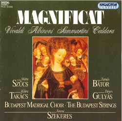 Vivaldi / Albinoni / Sammartini / Caldara: Magnificats