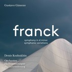 Franck: Symphony in D Minor, FWV 48 & Variations symphoniques, FWV 46