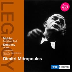 Mahler: Symphony No. 3 - Debussy: La mer