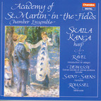 Ravel: Introduction Et Allegro / Debussy: Sonata for Flute, Viola and Harp / Saint-Saens: Fantaisie