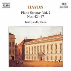 Haydn: Piano Sonatas Nos. 42-47