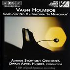 Holmboe - Symphony No.2