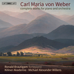 Weber - Complete Works for Piano & Orchestra