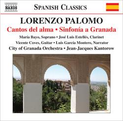 Palomo: Cantos Del Alma / Sinfonia A Granada