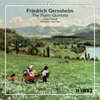 Gernsheim: The Piano Quintets