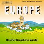 Europe -  Music for Saxophone Quartet