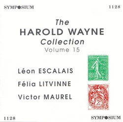 The Harold Wayne Collection, Vol. 15 (1906-1910)