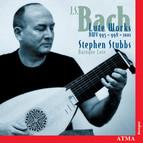 Bach, J.S.: Lute Suite, Bwv 995 / Violin Sonata, Bwv 1001 (Arr. for Lute)