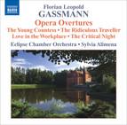 Gassmann, F.L.: Opera Overtures