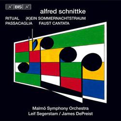 Schnittke - Faust Cantata