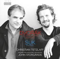 Dvořák: Violin Concerto in A Minor & Romance in F Minor - Suk: Fantasy in G Minor, Op. 24