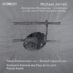 Michael Jarrell - Orchestral Works