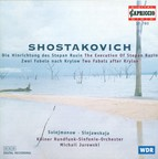 Shostakovich, D.: Suite From Katerina Izmailova / 2 Fables of Krilov / The Execution of Stepan Razin