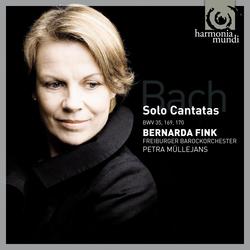 J.S. Bach: Cantatas for Alto