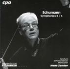 Schumann: Symphonies 2 & 4