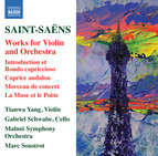 Saint-Saëns: Works for Violin & Orchestra