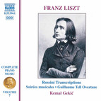 Liszt: Rossini Transcriptions