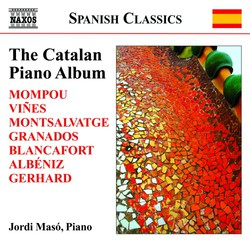 Maso, Jordi: The Catalan Piano Album