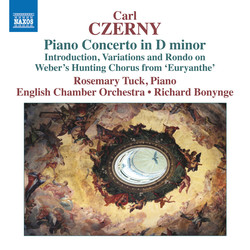 Czerny: Piano Concerto in D Minor