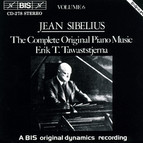 Sibelius - Complete Original Piano Music, Vol.6