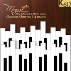 Mozart: Grandes œuvres à quatre mains