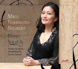 Piano Solo: Works by Bach, Mendelssohn & Mendelssohn-Hensel