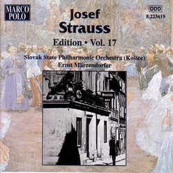 Strauss, Josef: Edition - Vol. 17