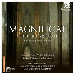 C.P.E. Bach: Magnificat, Wq. 215