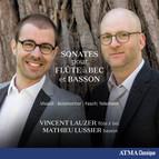 Sonates pour flûte à bec et basson