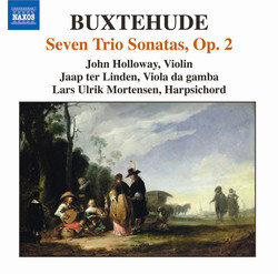Buxtehude: Chamber Music (Complete), Vol. 2 - 7 Trio Sonatas, Op. 2