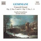 Geminiani: Concerti Grossi, Vol.  2