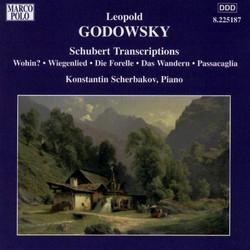 Godowsky, L.: Piano Music, Vol.  6 - Schubert Transcriptions