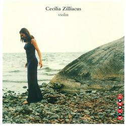 Cecila Zilliacus, violin