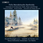 Mendelssohn - Concerto for Violin, Piano and String Orchestra