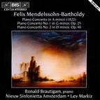 Mendelssohn - Piano Concertos