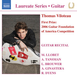 Guitar Recital: Thomas Viloteau