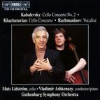 Kabalevsky - Cello Concerto No.2
