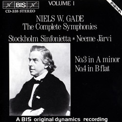 Gade - Complete Symphonies, Vol.1