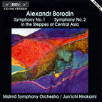 Borodin - Symphonies No.1 and 2