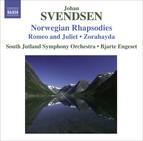 Svendsen, J.: Norwegian Rhapsodies Nos. 1-4 / Romeo and Juliet / Zorahayda