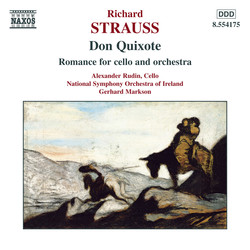 Strauss, R.: Don Quixote / Romance for Cello and Orchestra